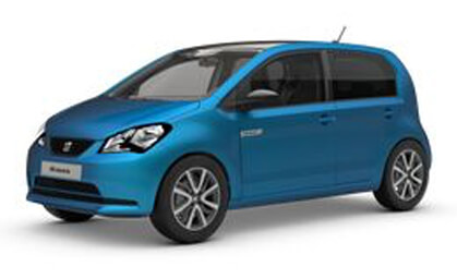 All-New SEAT Mii Electric